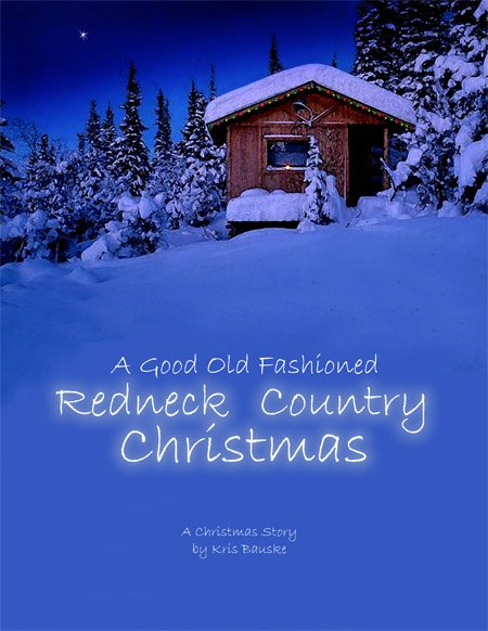 Redneck Christmas Proposed Book Cover
